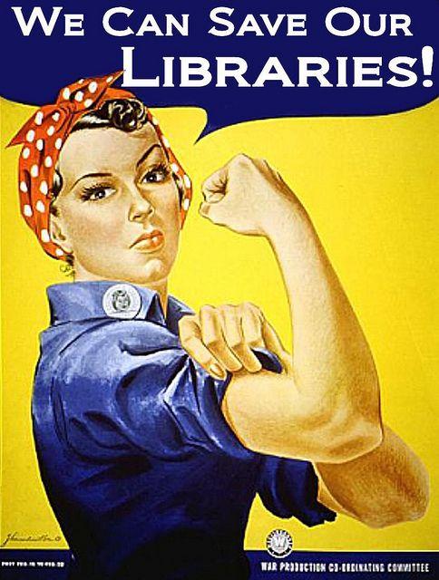 Rosie the Librarian
