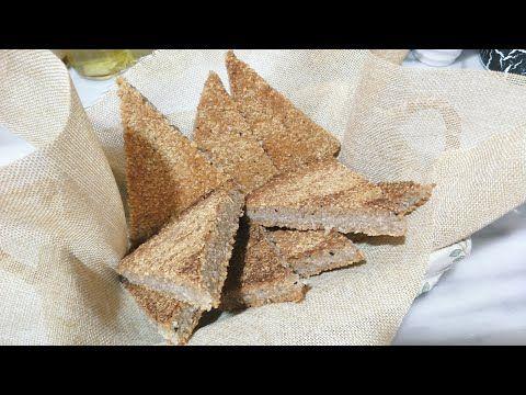 خبز الشعير الصحي لمرضى السكري والدايت خبز هش وخفيف لازم تجربوه Youtube Food Bread Cooking