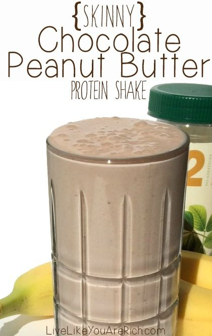 how to make meal replacement shakes taste better