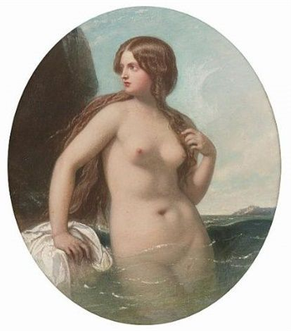 William Edward Frost, A sea nymph