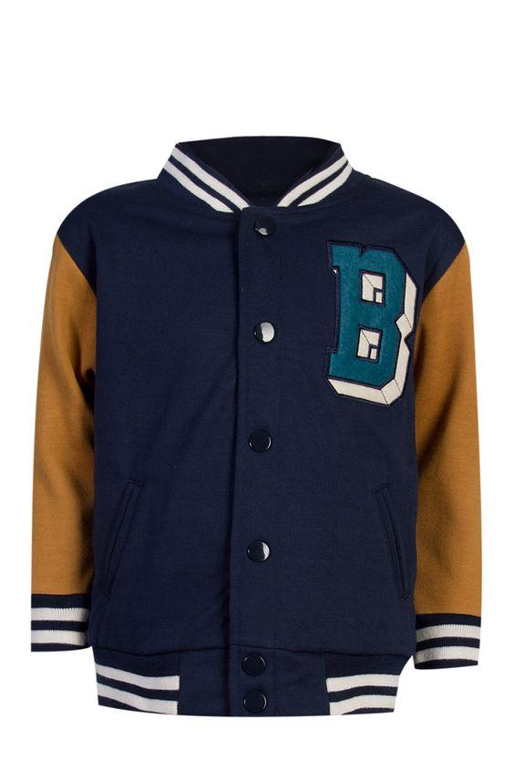 MR PRICE baseball jacket (R100) | Toddler Boys&39 Clothing