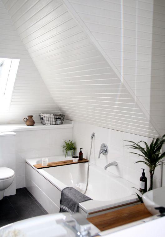Antes y después de un baño nórdico ¡espectacular! : via MIBLOG: