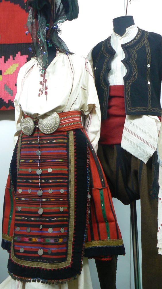 Народни носии - България: