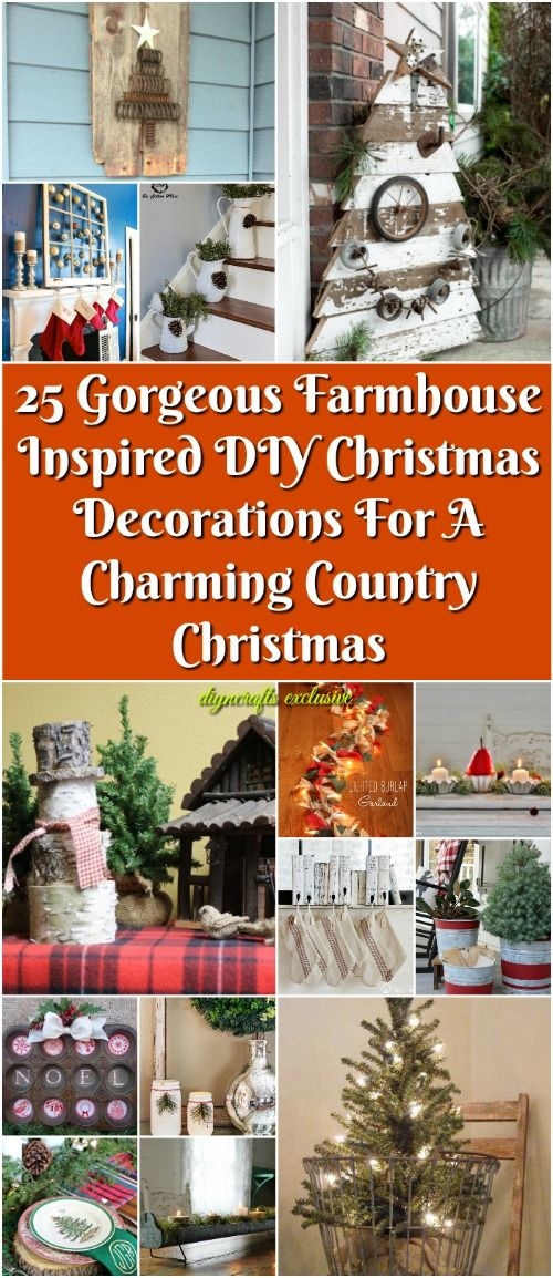 DiY Lighted Christmas Stars Crafts, Diy christmas decorations and Home - country christmas decorations