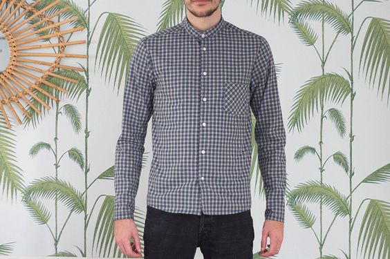 Le DIY de la chemise pour homme, merci @makemylemonade ♥