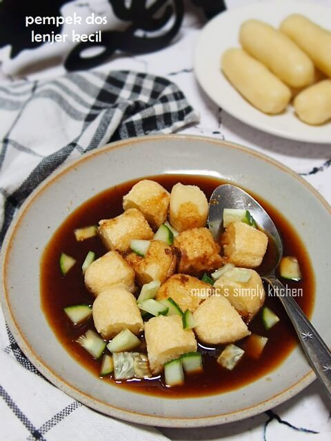 Pempek Dos Lenjer Kecil Resep Masakan Resep Masakan Indonesia Resep Makanan
