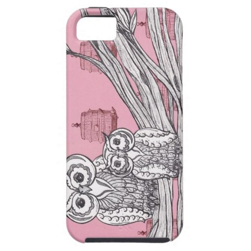 Owls iPhone Case