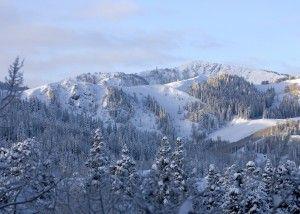 Beautiful winter landscapes just make my spirit sore!