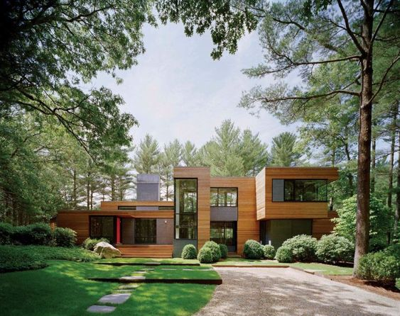 Kettle Hole House, East Hampton, N.Y. | Custom Home Magazine | Design, Architecture, Landscaping, Residential Projects, Award Winners, Landscape Architecture, Living Room, Anderson, IN, Robert Young, Murdock Young Architects, New York