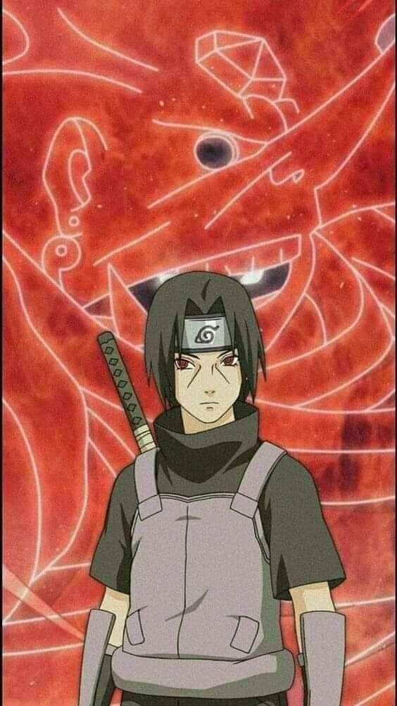 Itachi Uchiha Itachi Uchiha Naruto Shippuden Anime Anime Naruto
