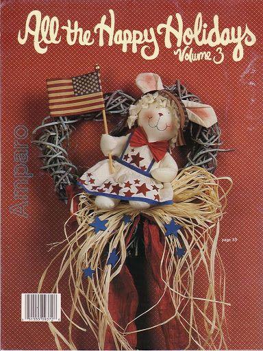 All the Happy Holidays vol. 03 - Tatinha - Picasa Web Albums...FREE BOOK!