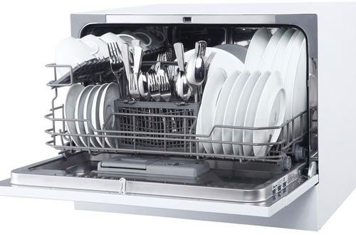 Top 10 Best Portable Small Dishwashers For Kitchen Reviews In 2020