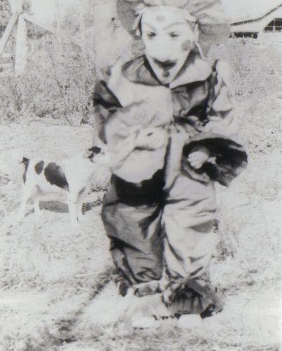 Halloween 1940-something