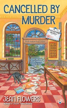 """MAKE THIS MYSTERY SERIES YOUR PRIORITY.""—Janet Cantrell, national bestselling author of the Fat Cat mysteries"