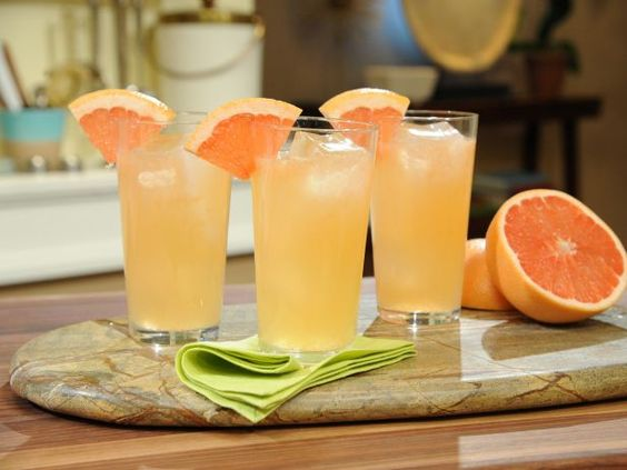 As seen on #TheKitchen: Geoffrey's Bee's Knees Cocktail