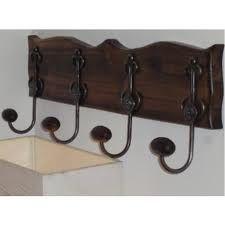 Perchero de pared para la casa pinterest b squeda - Imagenes de percheros de madera ...