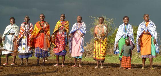 Maasai Gruppe