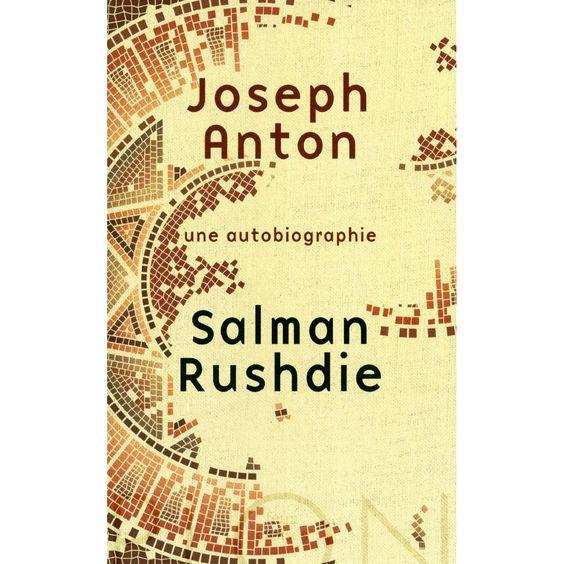13 ans de la vie de Salman Rushdie depuis les versets sataniques. Joseph (Conrad) et Anton (Tchekov) est son pseudo. Ce pavé de 700 page est un carnet intime qui dévoile sa vie durant la fatwa.