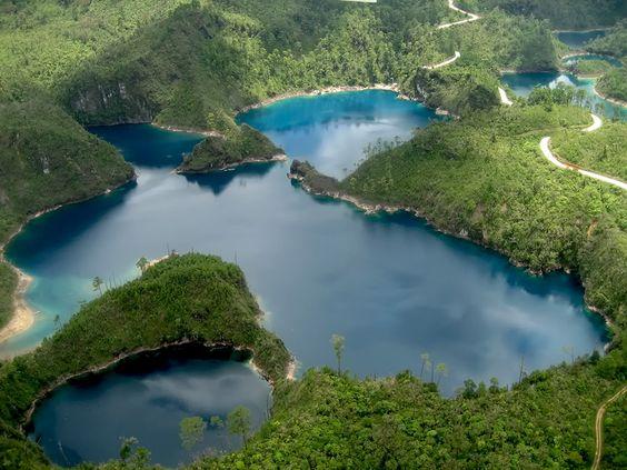 Lagos de Montebello, Chiapas, México