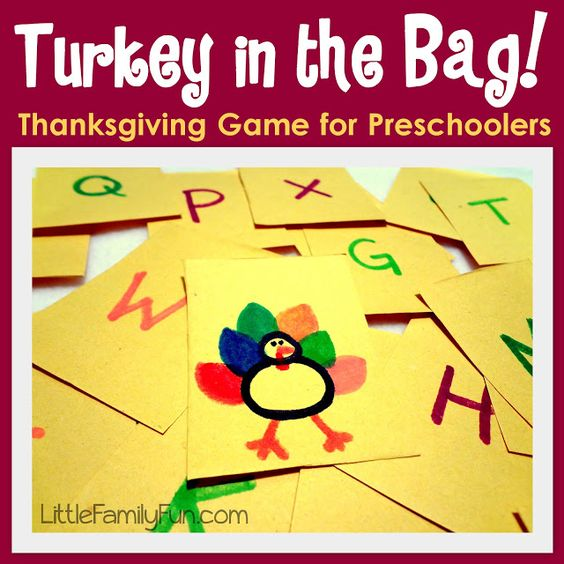 Bags game thanksgiving activities and turkey on pinterest Fun family thanksgiving games