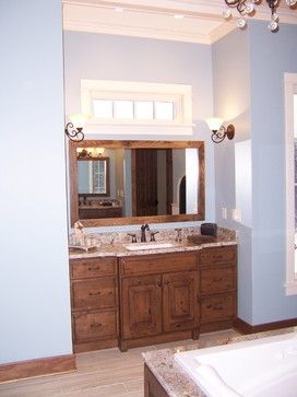 natural alder cabinets bathroom - Google Search