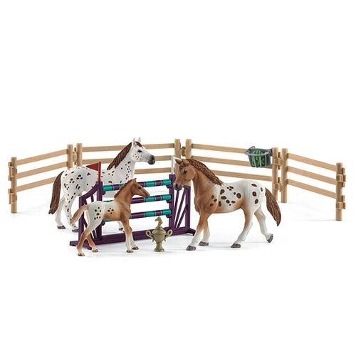 Pin By Brook Fritts On Schleich In 2020 Schleich Horse Accessories Appaloosa