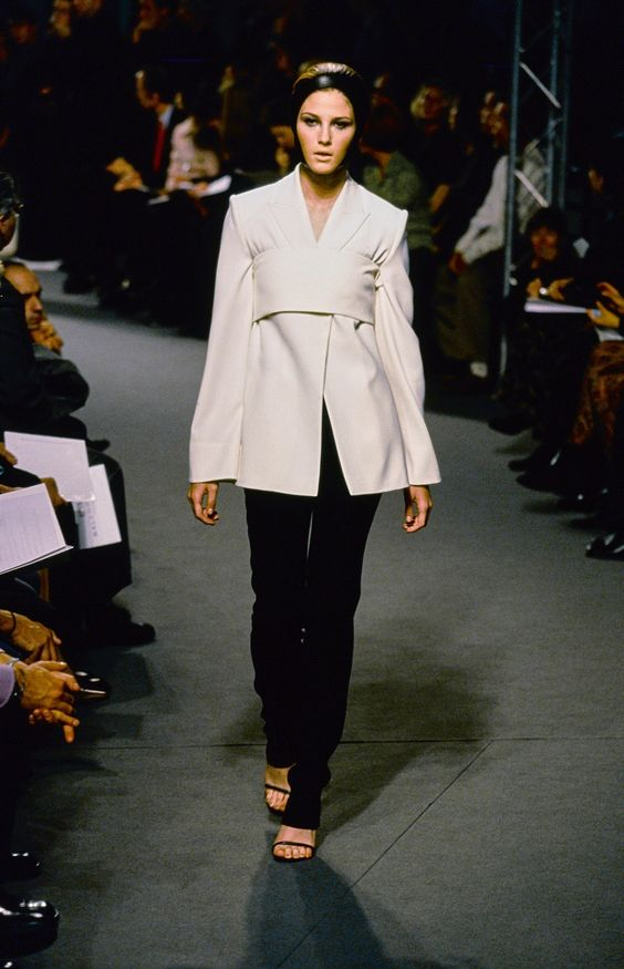 Balenciaga Spring 1998 Ready-to-Wear Fashion Show - Haylynn Cohen