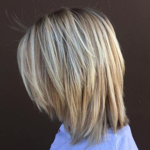 20 Chic Long Choppy Bob Hairstyles Haircuts Hairstyles Mediumhair Messy Wavyhair Choppy Bob Hairstyles Hair Styles Choppy Hair