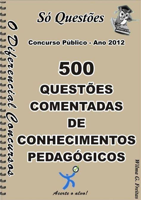 Imagem De Concurso Pedagogia Por Maria Em Atividades Concurso