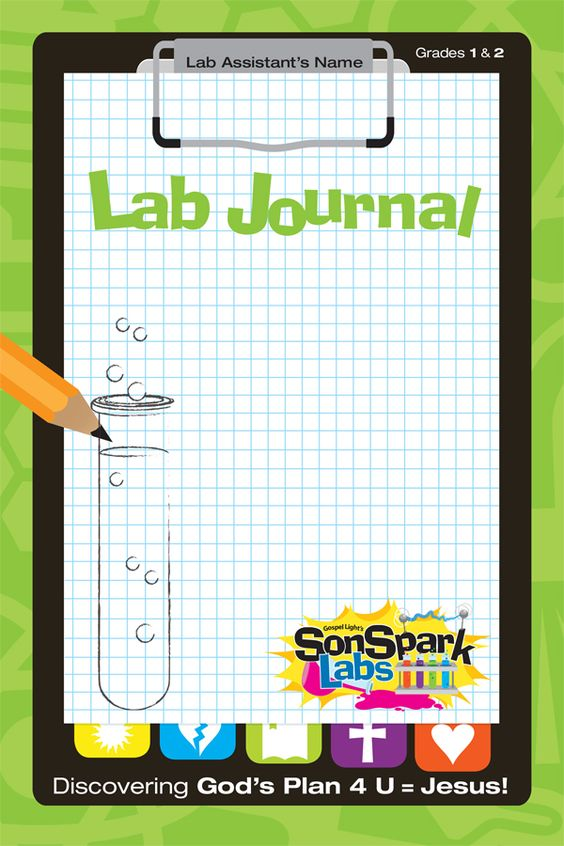EquippingKids - Lab Journal   SonSpark Labs VBS 2015   Pinterest ...