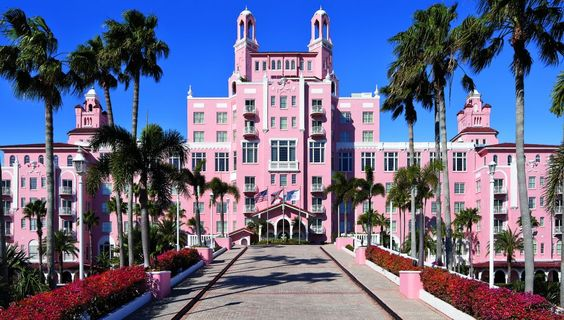Image result for loews don cesar hotel st pete beach