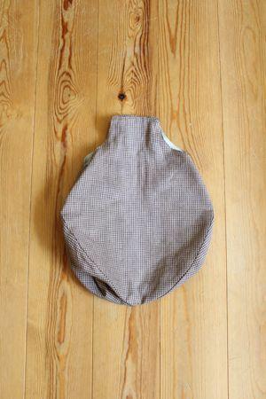 LINNET Pattern/No85 Ball Bag Pattern No85 ボールバッグ型紙