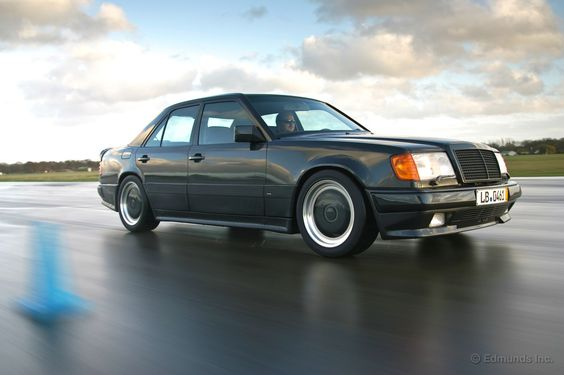 Even now we're still talking about the 1986 AMG Hammer, the Mercedes 300E powered by a 396-hp V8 that made AMG a success and invented the 200-mph German sedan.