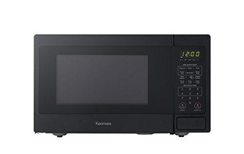 Kenmore 70919 Countertop Microwave 0 9 Cu Ft Black Kenmore Https