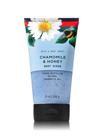 Chamomile & Honey Body Scrub - Bath And Body Works