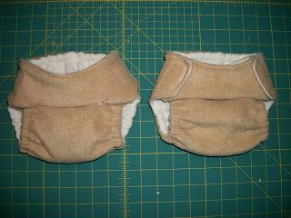 Simple Diaper-Sewing Tutorials: Special Needs Diaper Preview