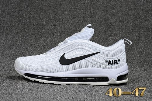 Off White X Nike Air Max 97 Joint Second Generation Boutique Plastic Kup Mens Shoes 40 47 9782496 Whatsapp 8 Nike Shoes Air Max Nike Air Max White Nike Air Max