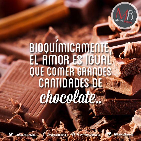 Frase Chocolate