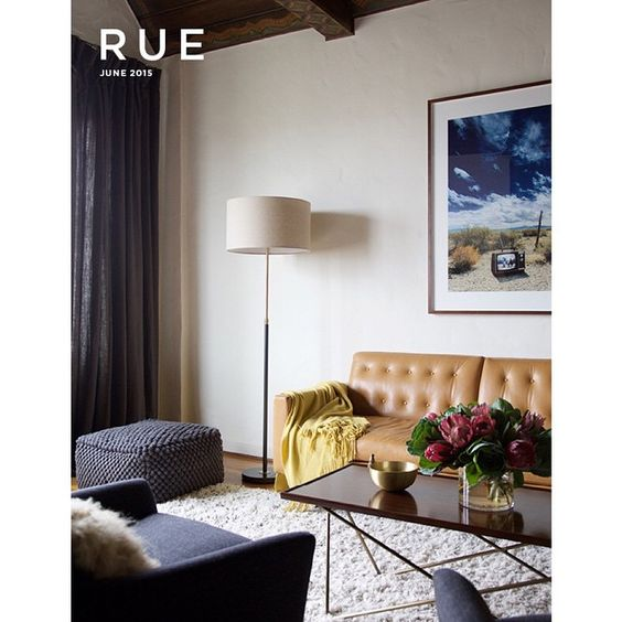 """It's here!! Our summer issue is live at ruemag.com!! #ruesummerkickoff"" Photo taken by @ruemagazine on Instagram, pinned via the InstaPin iOS App! http://www.instapinapp.com (06/02/2015)"