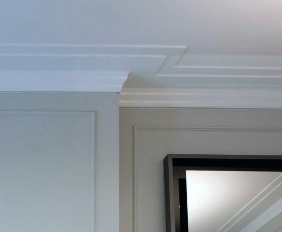 Top 70 Best Crown Molding Ideas Ceiling Interior Designs Crown Molding Modern Ceiling Crown Molding Home Ceiling