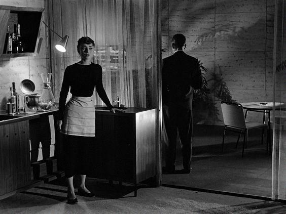 """Image result for """"Sabrina"""" 1954 audrey hepburn humphrey bogart"""