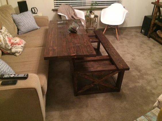 Top Coffee Table Home Projects Do It Yourself Ana White Coffee Tables