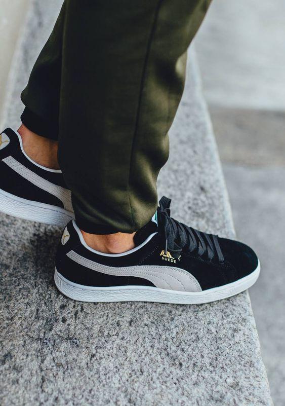 Puma Sneakers Tumblr
