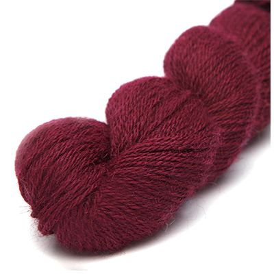 4 ply Pure Alpaca Double Knitting from Artesano Yarns Colour: Venezuela Price £3.50 and 20% extra off if you sign up to the newsletter. #maroon #deepred #dark #red #deep #wine #burgundy #4ply #fourply #alpaca #alpacawool #knitting #knit #wool #freeknittingpatterns #yarn #crochet #crocheting #wool #yarn #superfine