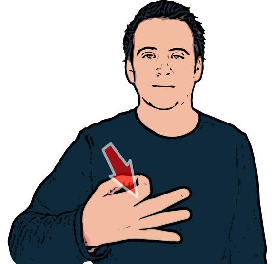 Volunteer - British Sign Language Dictionary