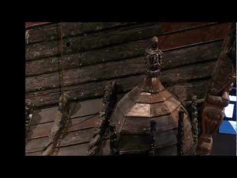 The Vasa Ship Museum in Stockholm Sweden - YouTube