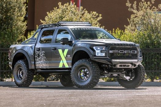 Ford F 150 Raptor Xbox One X Edition Revealed At Sema Coming To Forza Motorsport 7 In Early 2018 Ford Raptor Ford F150 Expedition Truck