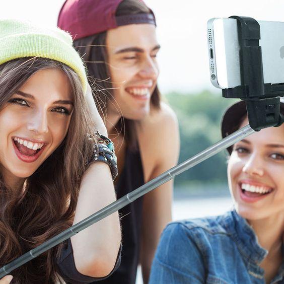 Selfie On A Stick! #setthetimer #SelfieOnAStick #perfectselfie #selfWe