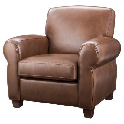 Cigar Arm Club Chair