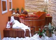 Diseño e Instalación de Tinas de Agua o Bañeras Ofurós y Spas de Madera.